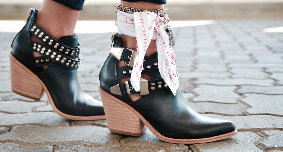 Las tendencias en zapatos de la nueva temporada vienen acompañadas. No nos  conformamos solo con los tipos de calzado 501ee964b2b2