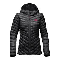 campera north face mujer larga