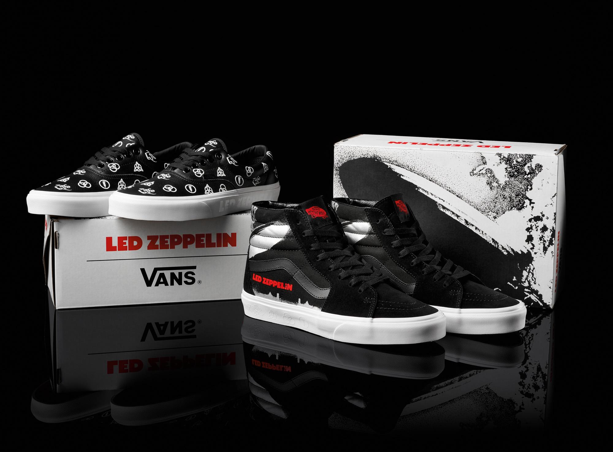Vans®   Led Zeppelin